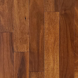 brown hardwood
